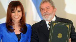 Lula visita Argentina para superar las polémicas de la OMC