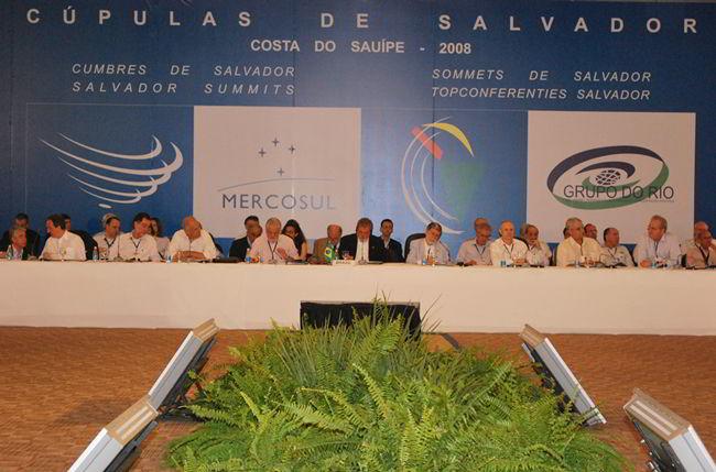 Conflictos y tensiones en América del Sur afectarán la cumbre convocada en Salvador (Brasil)
