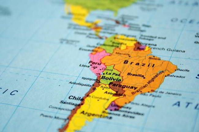 Integración y comercio: diccionario latinoamericano